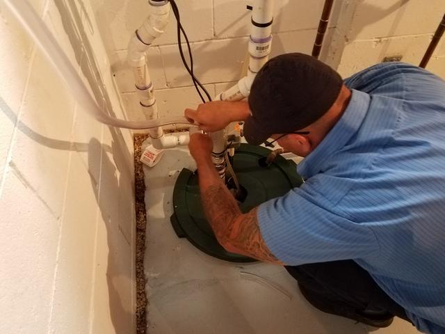 Frustrated Homeowner in Howell, NJ Finally gets Commercial Dehumidifier