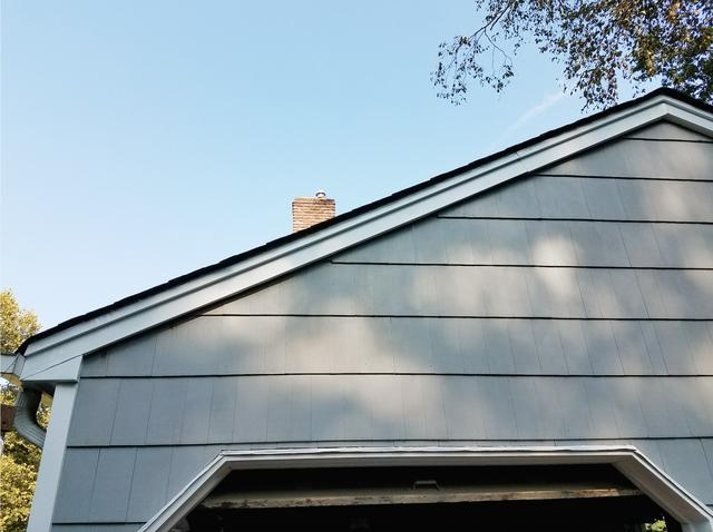Damage Repair From Woodpeckers in Holmdel, NJ Home