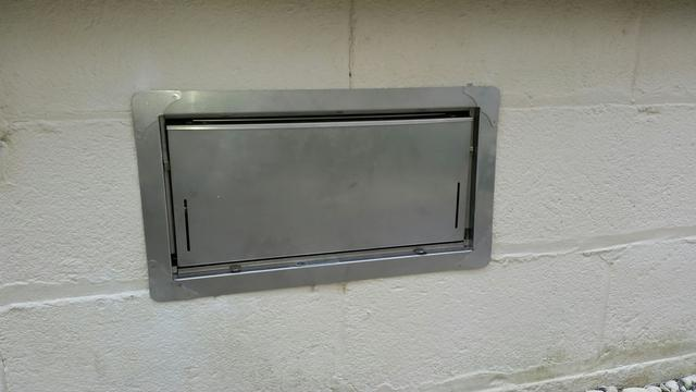 Smart vents installed in Manasquan, NJ