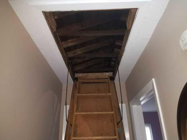 Attic Cover Provides Insulation in Woodbridge, NJ