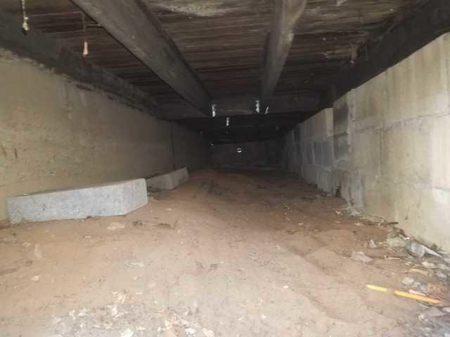Super crawl space makeover in Old Bridge, NJ