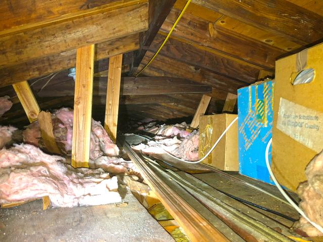 Attic Blow-in Cellulose Insulation in Howell, NJ