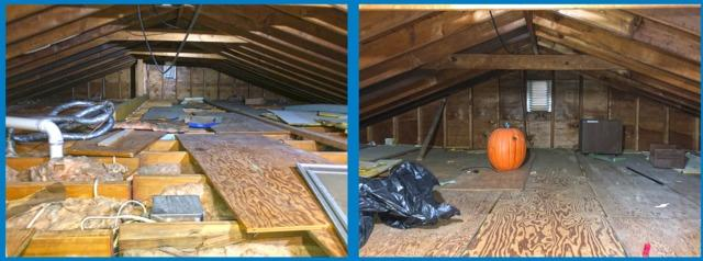 Attic Insulation in Spring Lake, NJ