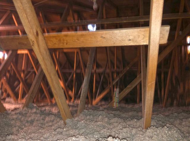 Attic Insulation Saturated with Bat Guano Gets Disinfected and Replaced in Freehold, NJ