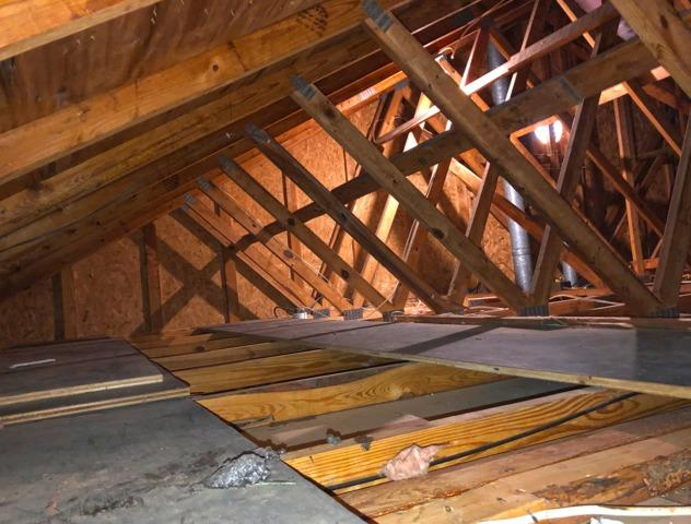 Out with the Old Insulation, In with the New in Spring Lake, NJ
