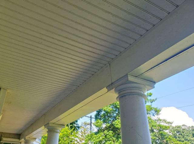 Cleaning Up Spider Webs in Tinton Falls, NJ