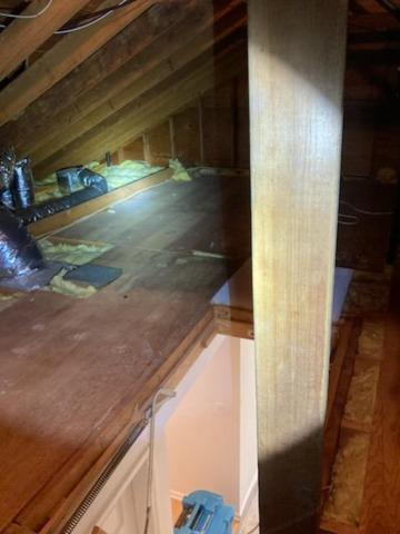 Attic Goes from Costly to Energy Saving in Basking Ridge, NJ