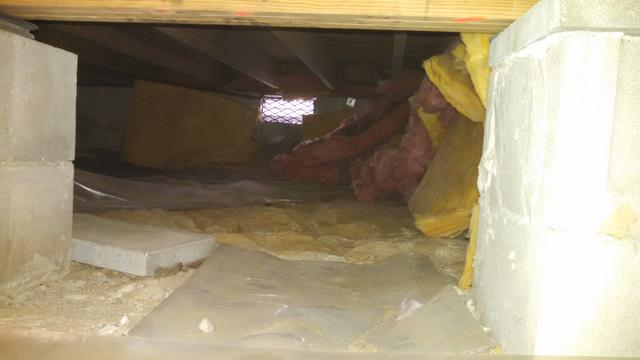 Crawl Space Repair in Toms River