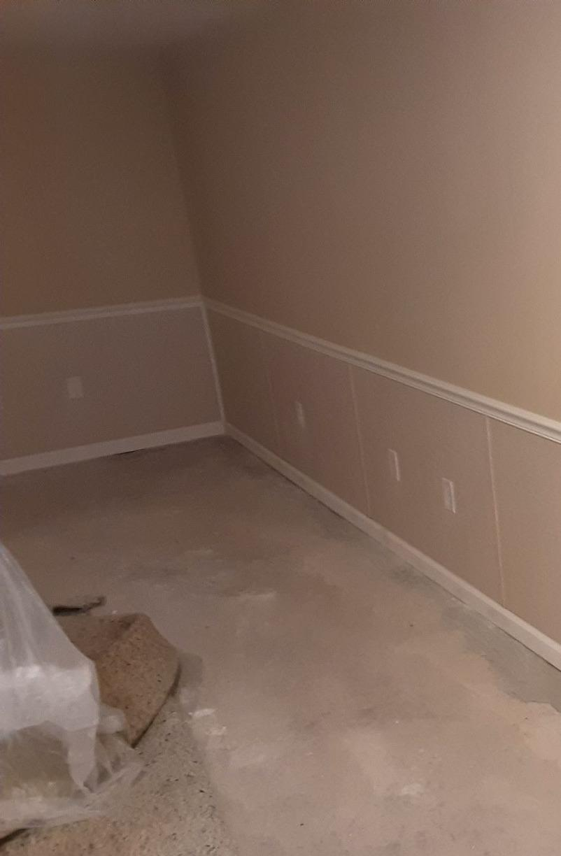 Basement Waterproofing and Humidity Protection Near Swords Creek, TN - After Photo