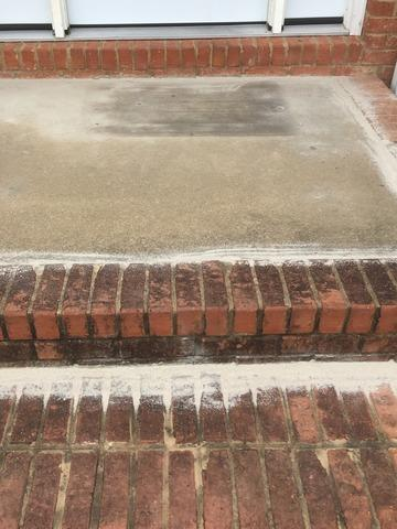 Leveling a Concrete Slab in Harrison, TN