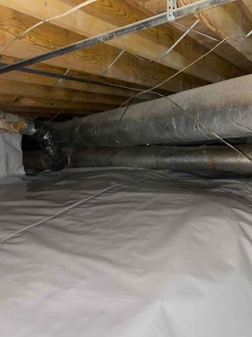 Keeping a Crawlspace Clean and Insulated in Powell, TN