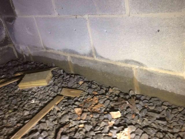 Grimsley, TN Crawlspace Gets a Sump Pump System