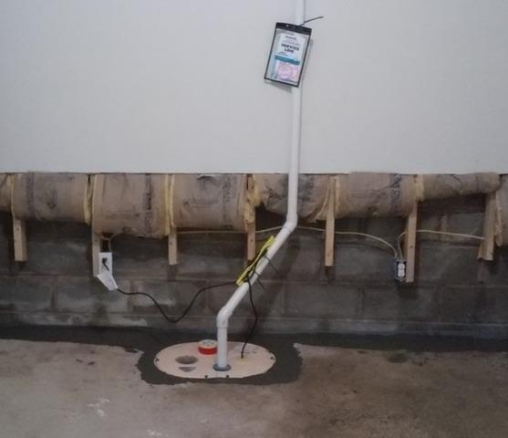Waterproofing Solution for a Pioneer, TN Basement