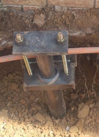 Fixing Stair-Step Cracks Near Elgin, TN