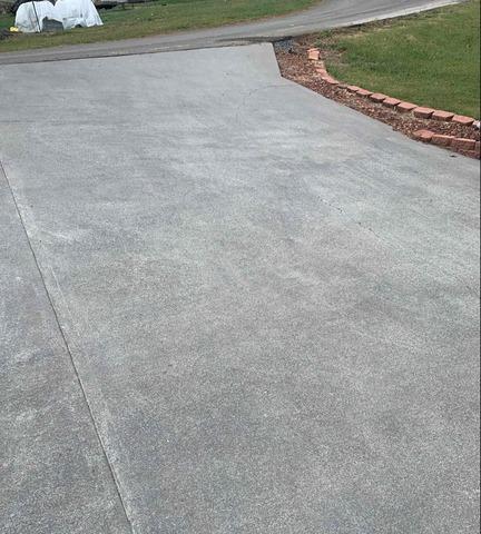 PolyLyft Raises a Driveway in Castlewood, VA