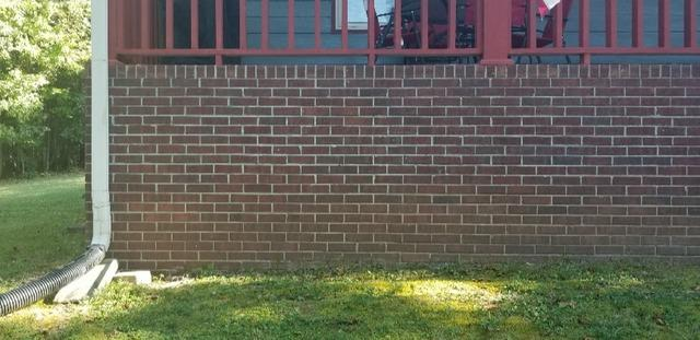 Fixing a Foundation Near Coalmont, TN