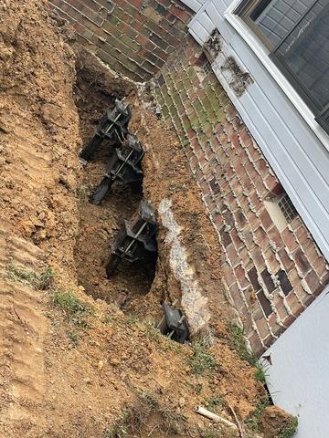 Foundation Repair Near Menlo, GA