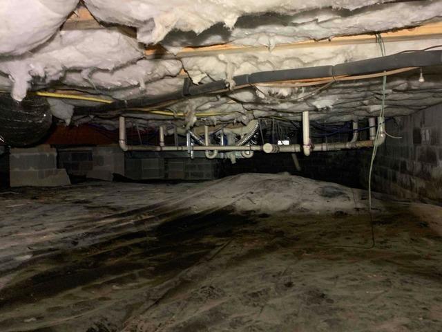 Crawlspace Repair Near Saint Charles, VA