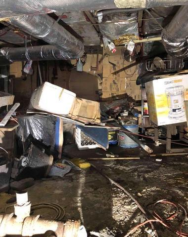 Crawlspace Repair Near Birchleaf, VA