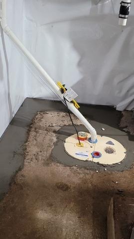 Basement Waterproofing in Chuckey, TN