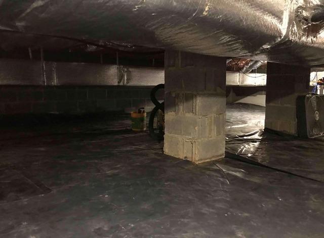 Crawlspace Repair in Church Hill, TN