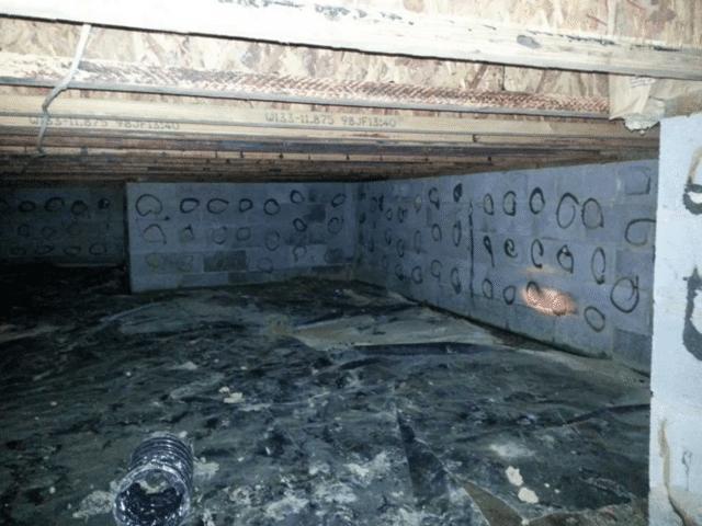 Crawlspace Waterproofing & Repair in Oneida, TN