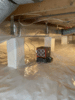 Sad, Cluttered Crawlspace Gets Brightened Up in Wise, VA