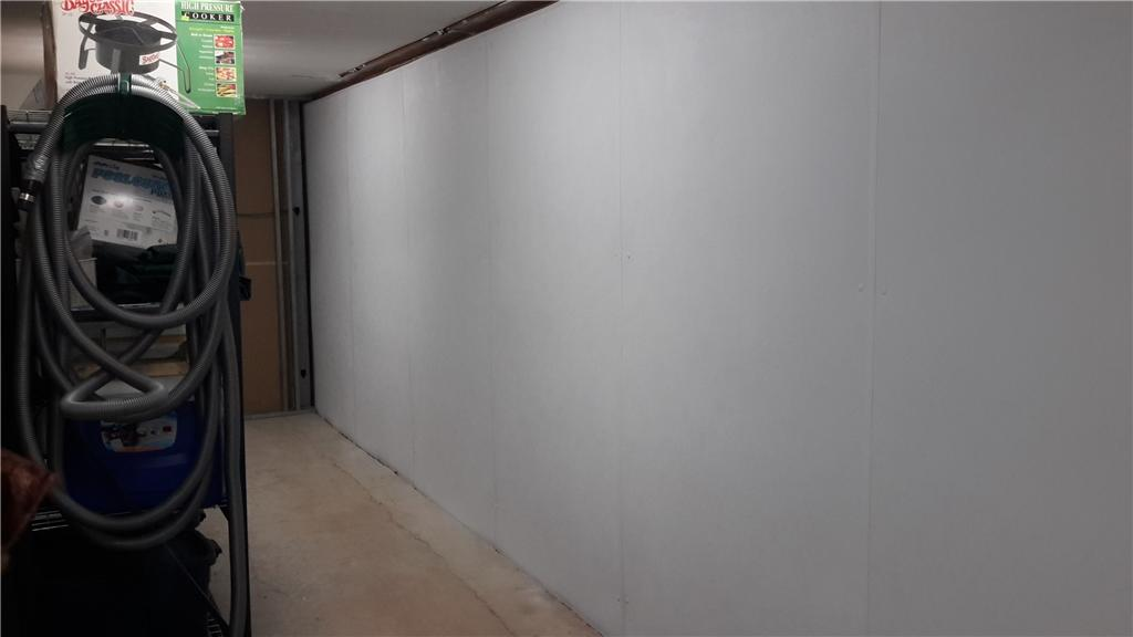 New Basement Wall Panels Installed in Staten Island, NY - After Photo