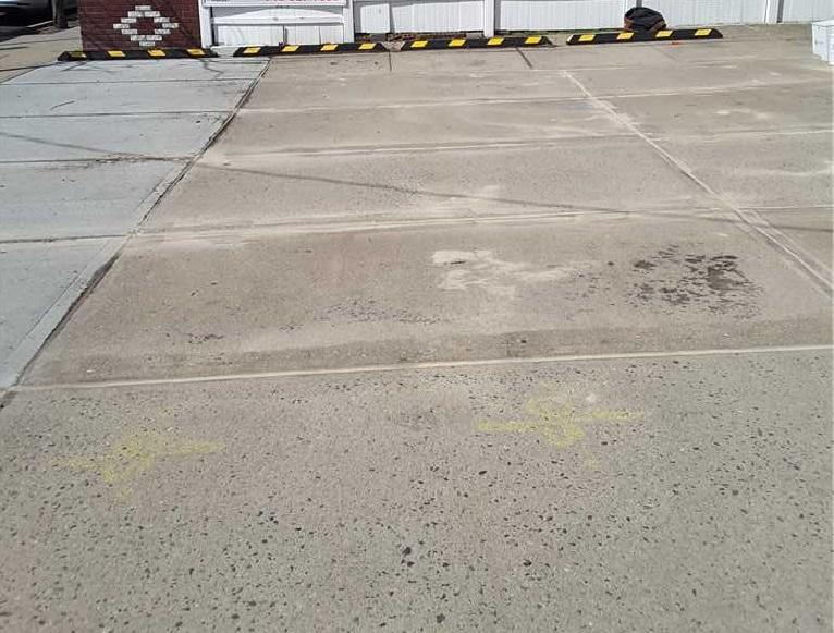 Driveway Raising in Linden, NY - After Photo