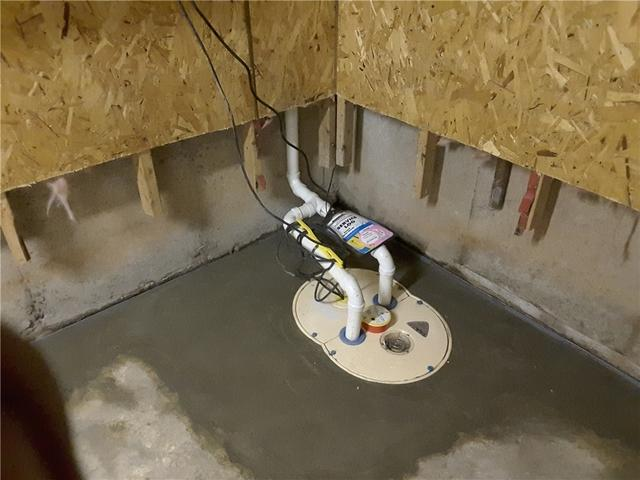 Super Sump Helps Waterproof Homeowner's Basement  Staten Island, NY