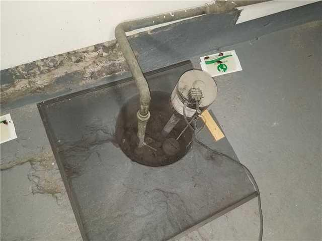TripleSafe Sump Pump System Installed in NY, NY