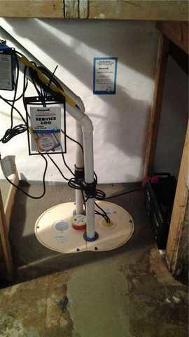 Powerful Sump Pump Installed in Sunnyside, Queens NY