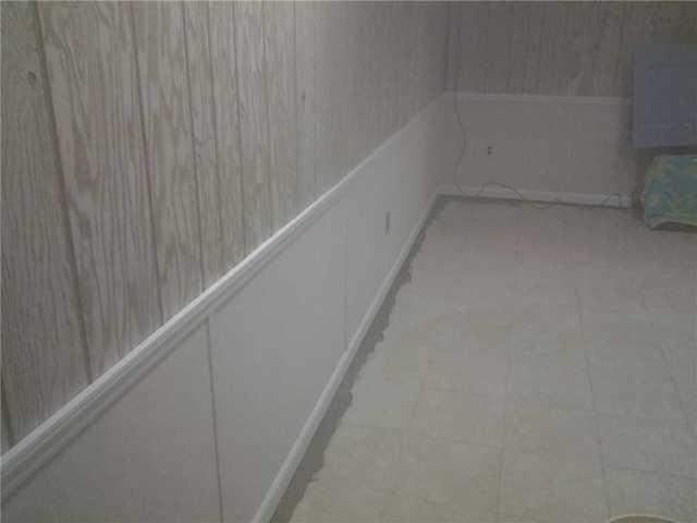 Basement Wall Panels installed in Queens