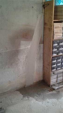 Foundation Wall Crack Repaired in Staten Island, NY