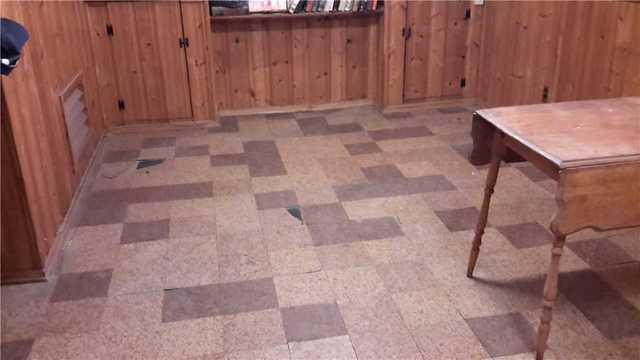 Basement Flooring Installed in Queens Village, NY