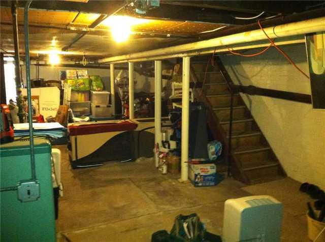 Wet Basement Repaired in Park Slope, Brooklyn
