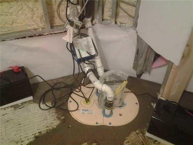 Sump Pump Installed in Flushing, Queens