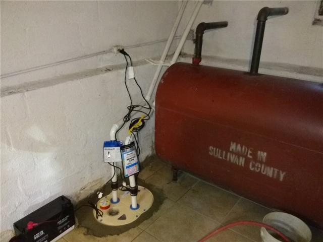 TripleSafe Sump Pump in Woodside, Queens NY