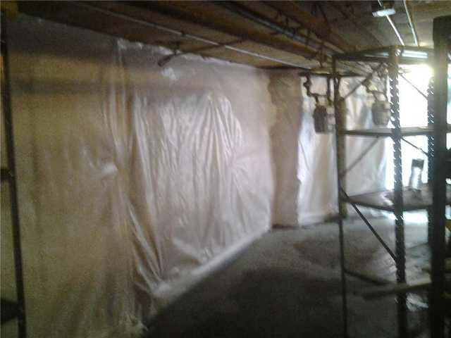 Leaking Basement in Brooklyn, NY Repaired