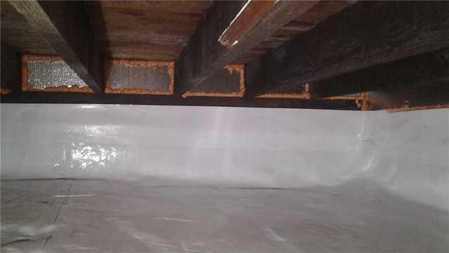 Vapor Barrier Installation in Woodhaven, Queens, NY