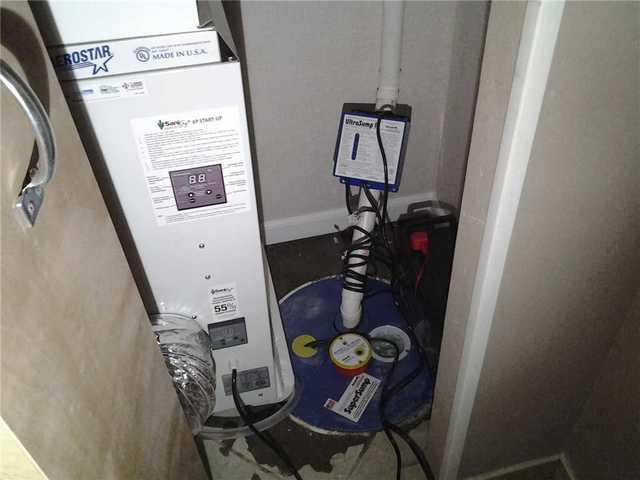 Sump Pump Installed in Little Neck, Queens