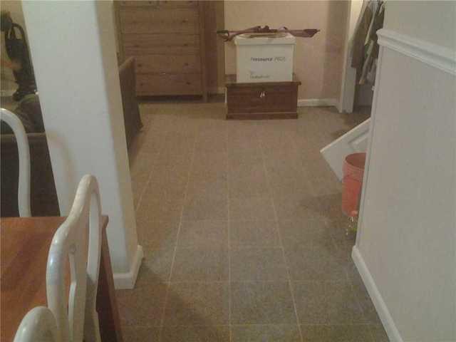 Staten Island Basement Flooring - After Photo