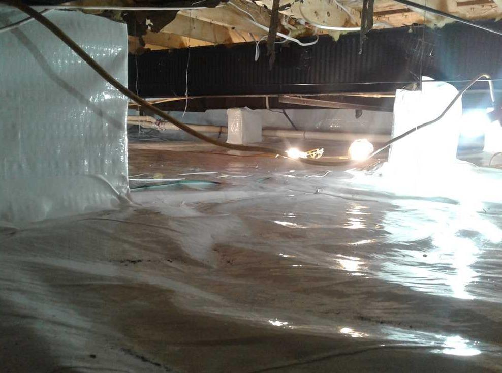 Crawlspace Repair in Indiantown, FL - After Photo