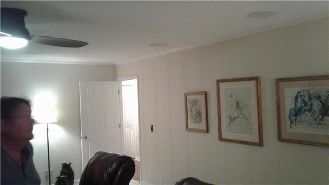 Crown Moulding and Drywall Separation in Glen St. Mary, FL