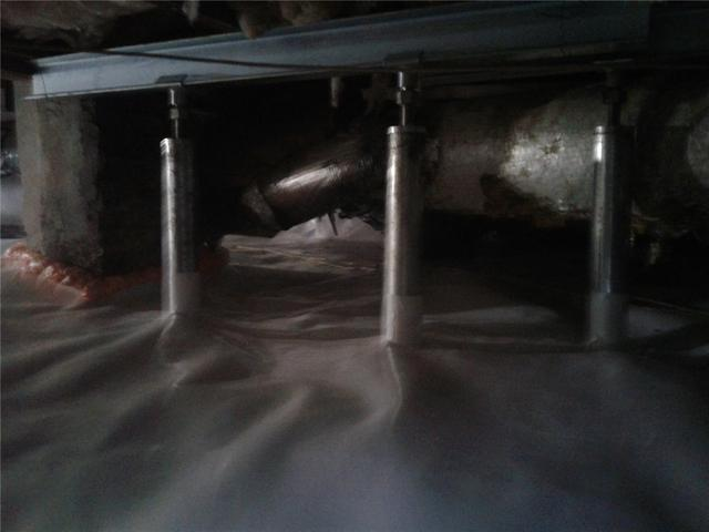 Additional Crawl Space Support in Monticello, FL