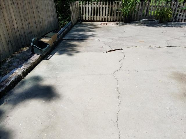 Driveway PolyLevel Repair in Freeport, Fl.