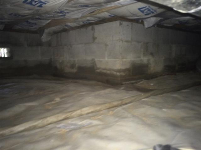 Crawlspace Encapsulation in Pinetta, Fl.