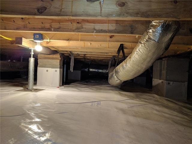 Crawlspace Encapsulation in Pinetta, Fl.