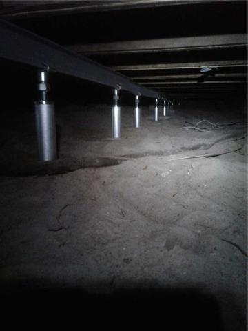 Crawlspace Encapsulation in Gainesville, Fl.