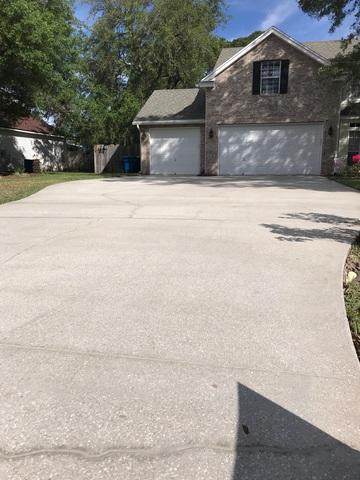 Jacksonville, FL Driveway Repair